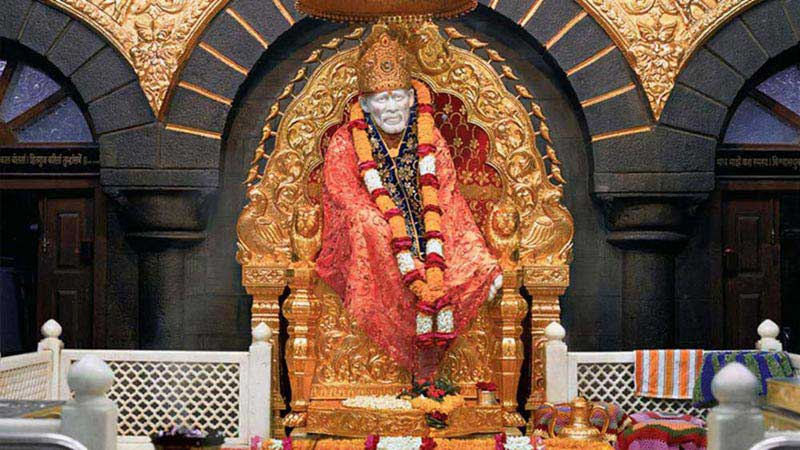 Shirdi Sai Darsan Tour 5N/6D Package