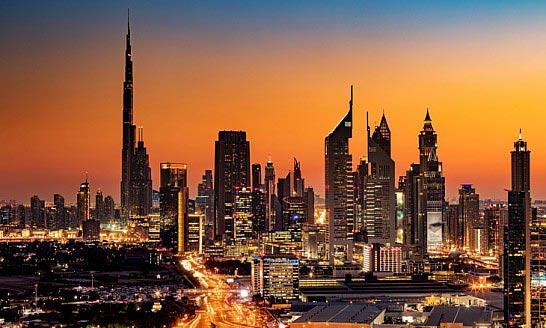 Blissful Dubai Trip Package