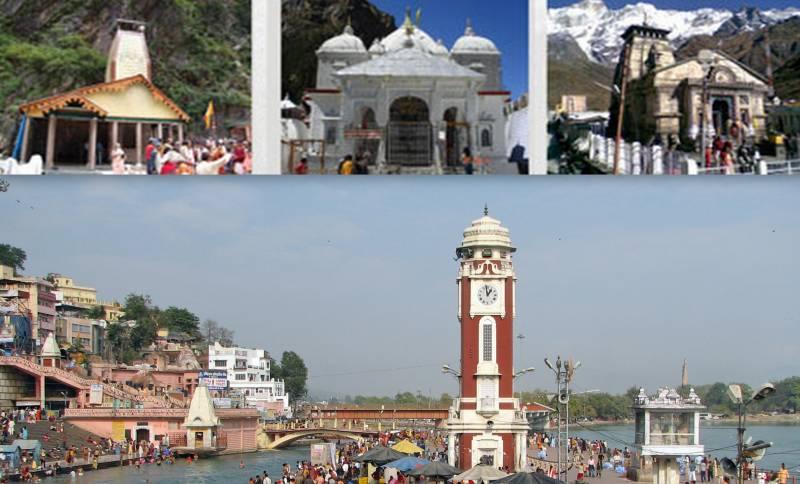 Badrinath, Kedarnath, Gangotri, Yamunotri Tours