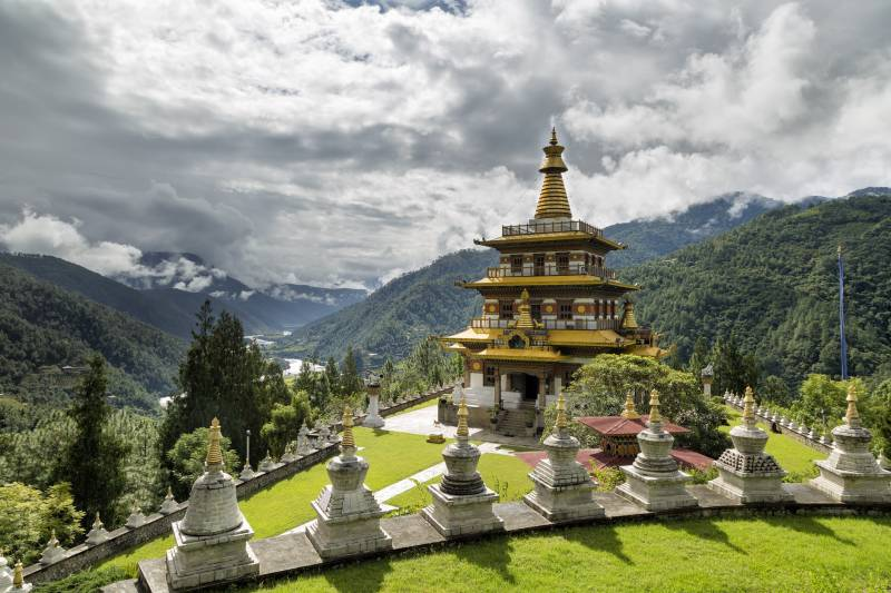 Bhutan Winter Honeymoon Tour