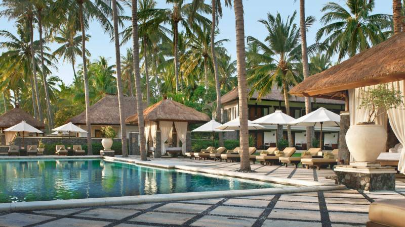 Bali Payogan Luxury Villa Honeymoon Special Tour