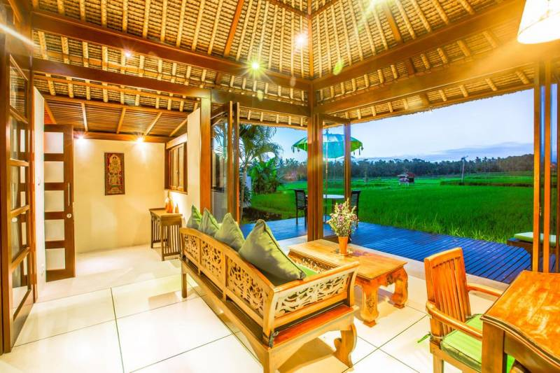 Bali Luxury Villa Honeymoon Special Tour