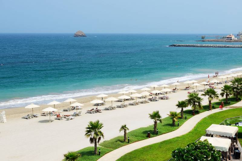 Dubai With Fujairah Tour
