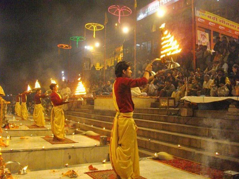 5Days Kashi,Triveni & Gaya Tour