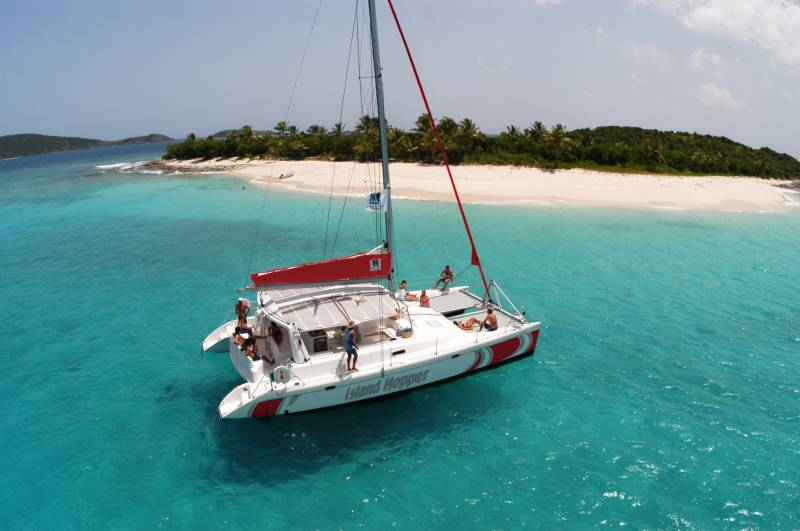 Spectacular Catamaran Trip To Ile Aux Cerfs Including Undersea Walk, Lunch & Grse