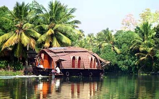 Kerala Backwater Tour In Alleppey Tour