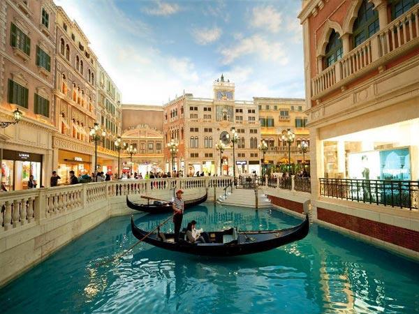 Hong Kong And Venetian Macau Package