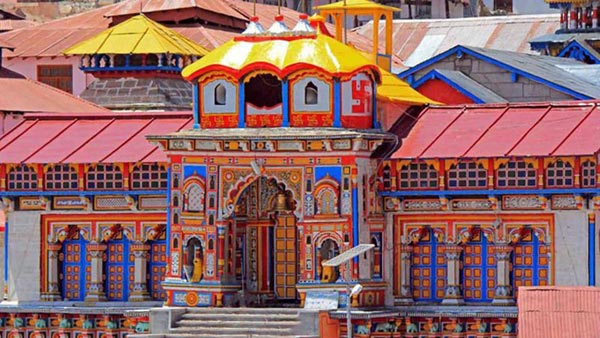Badrinath Kedarnath Yatra From Haridwar Tour