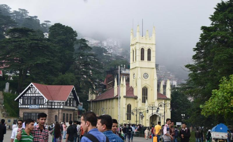 Best Of Shimla Manali Tour Package From Delhi