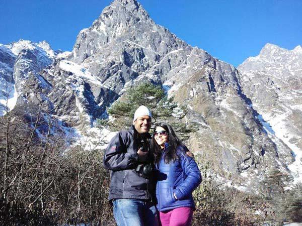 Romantic Honeymoon In Sikkim Tour