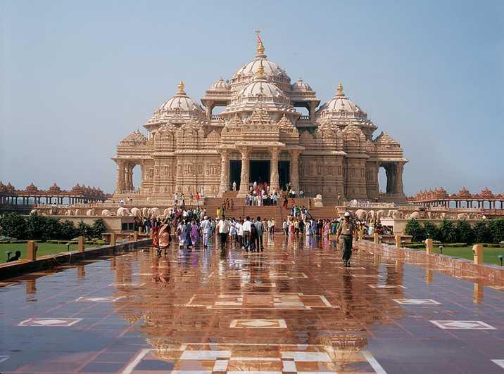 Delhi Temples Sightseeing Tour