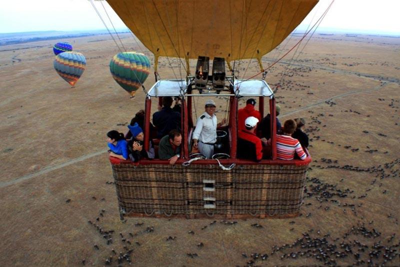 Masai Mara Tours And Safaris Package