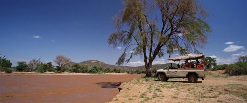 3 Days Samburu Game Reserve Safari Tour