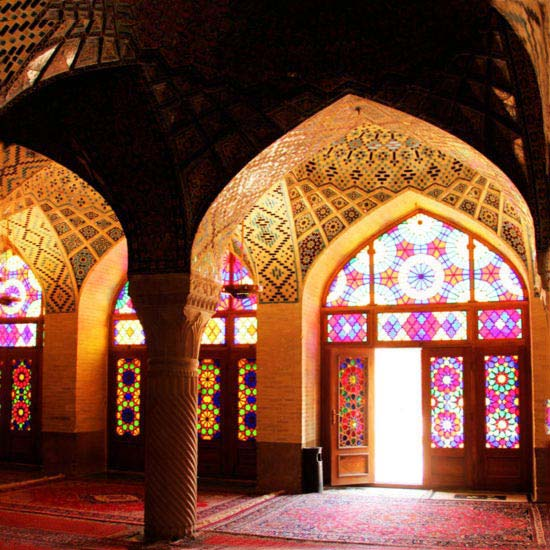 In Search Of Ancient Persia Tour
