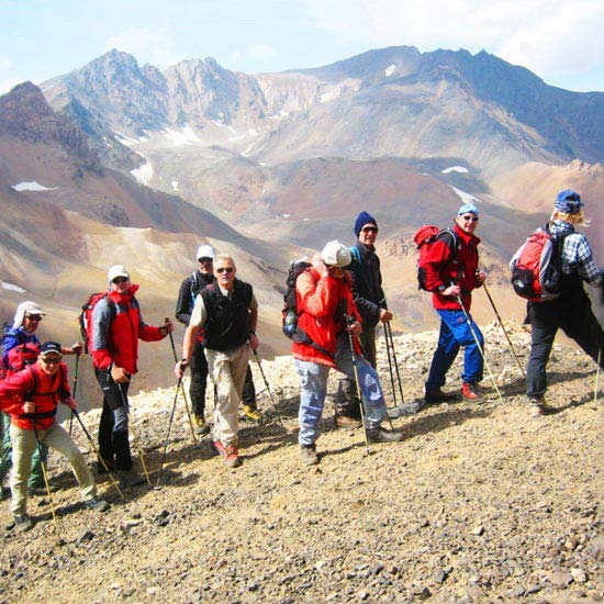 Mount Damavand And The Pearls Of Persia Tour