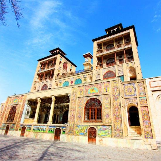 Well-Beaten Path Through Iran Tour