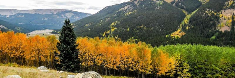 Colorado Backcountry Discovery Route Tour
