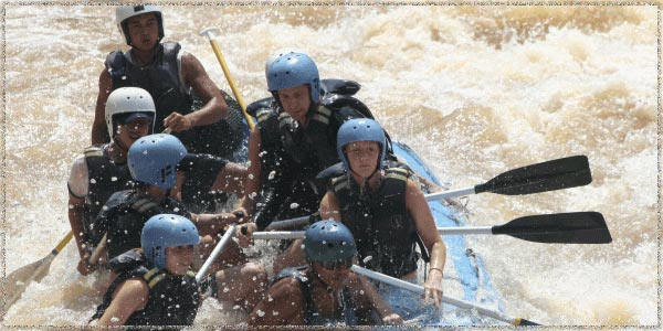 Padas River Water Rafting Tour
