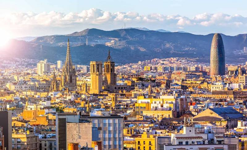 Barcelona City Break Tour