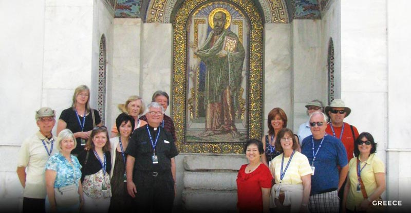 Greece In Footsteps Of St. Paul Tour