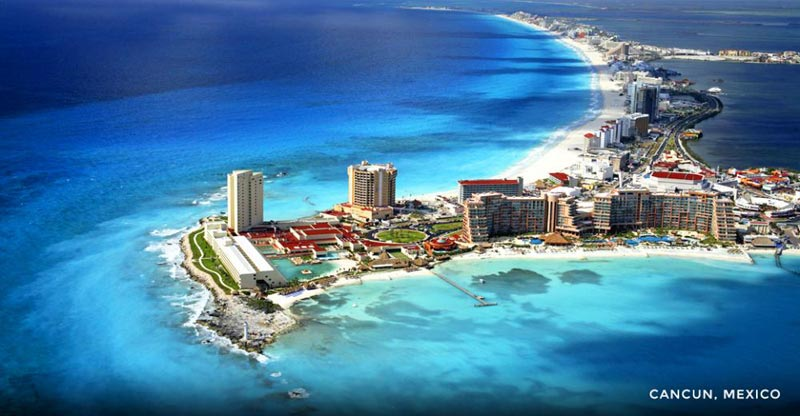 Mexico - Our Lady Of Guadalupe & Riviera Maya Cancun Tour