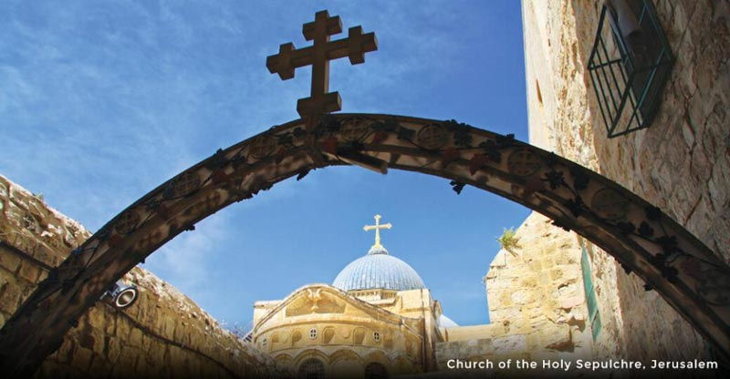 Holy Land & The Shrines Of Italy Tour