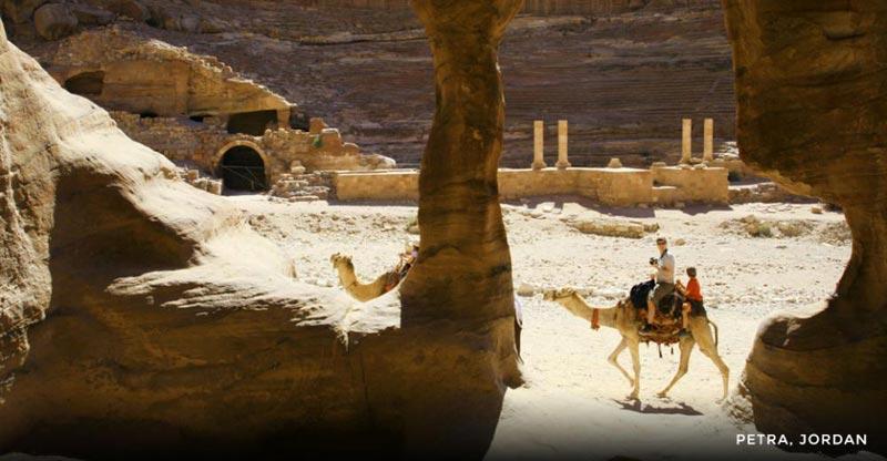 Jordan, The Holy Land & Medjugorje Tour