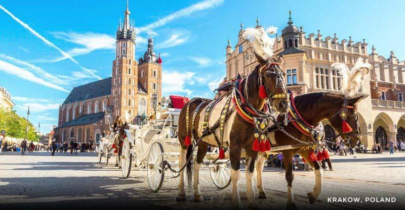 Poland Pilgrimage Tour
