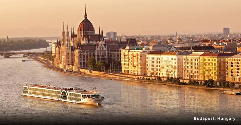 Legendary Danube River Cruise Tour