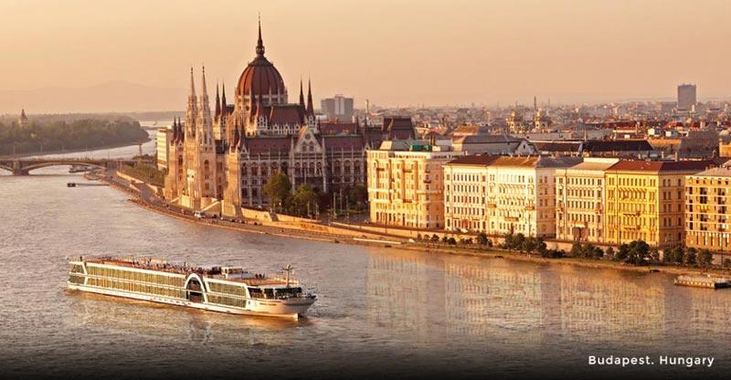 Legendary Danube River Cruise Tour