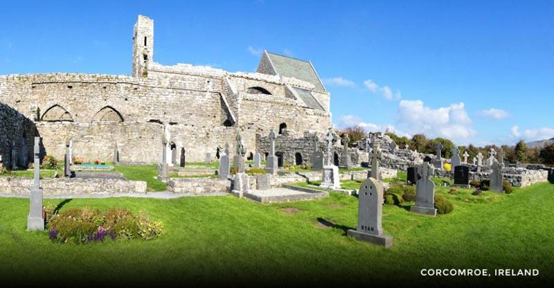Ireland & Medjugorje Tour