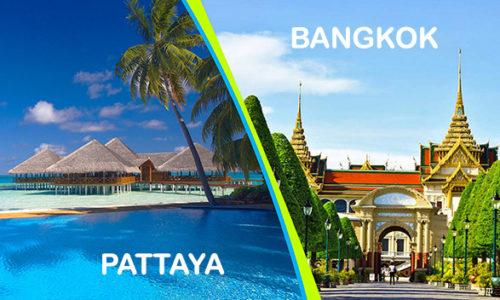 Bangkok - Pattaya Package