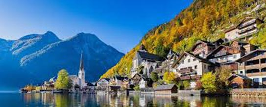 Austria, Swiss, Paris Delight 6 Nights / 7 Days Tour