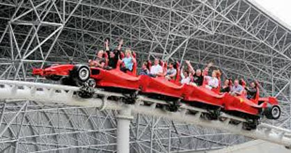 2 Nights Adventure With Ferrari Tour