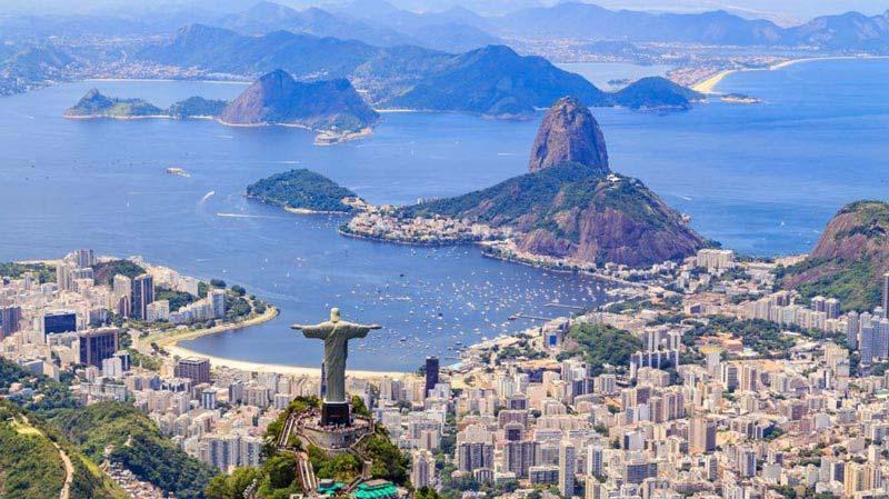 Argentina & Brazil Buenos Aires - Iguazu Falls - Rio Tour