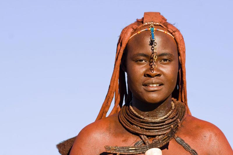 Faces Of Namibia Tour - Himba & Bushmen