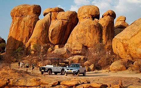 Cape Town - Best Of Namibia - Accommodated Tour