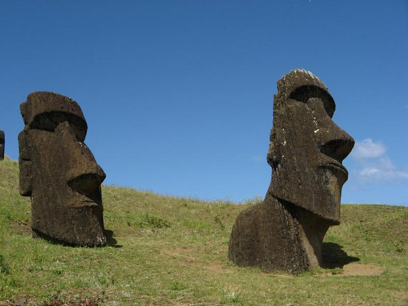 Best Of Chile: Atacama - Easter Island - Valparaiso Tour