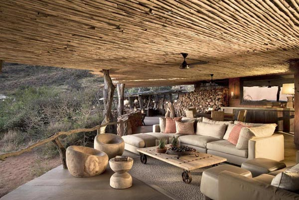 Luxury Flying Safari: Tswalu Kalahari - Mauritius Tour