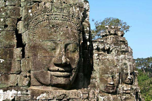 Siem Reap - Magical Beng Mealea Tour