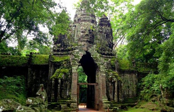 Introducing Cambodia Tour