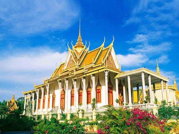 Phnom Penh Tour