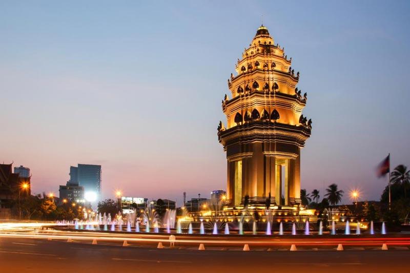 Phnom Penh 4D Tour