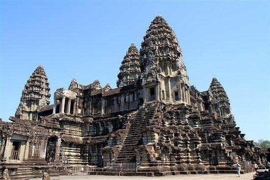 Siem Reap - Angkor Wat 4D Tour