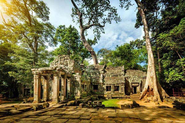 Phnom Penh - Siem Reap For 5Days Tour