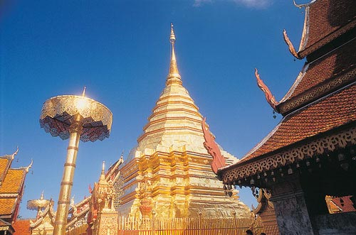 Doi Suthep Temple And Hill Tribe Tour
