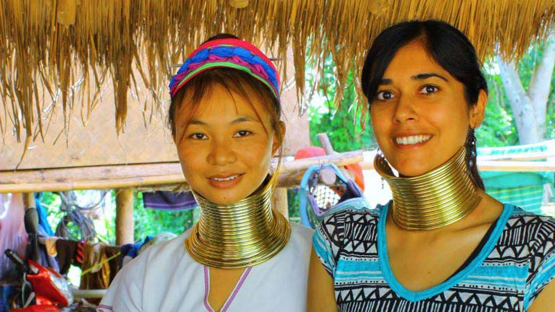 1 Day Chiang Rai & Karen Long Neck Tour