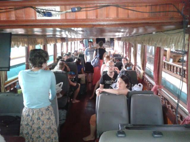 Slow Boat Package To Luang Prabang Tour