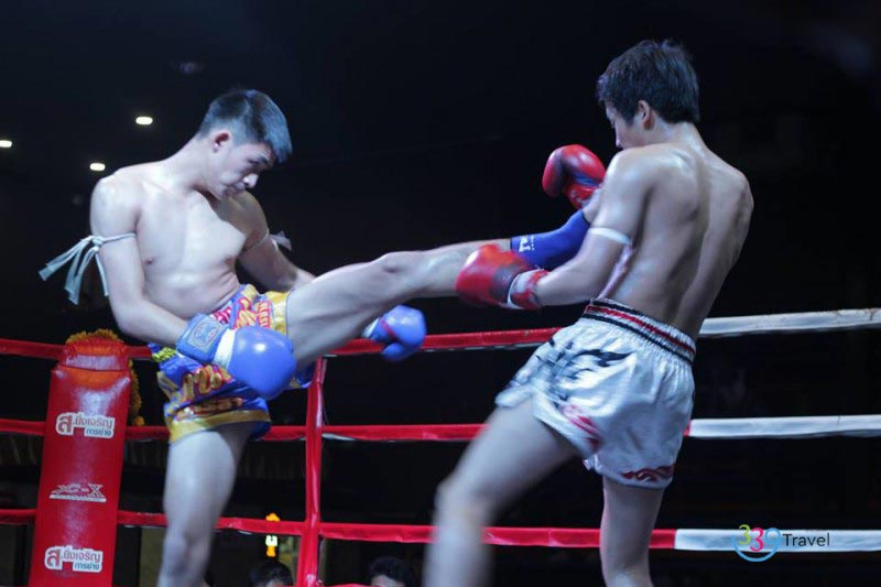 MUAY THAI - Chiang Mai Boxing Stadium Tour