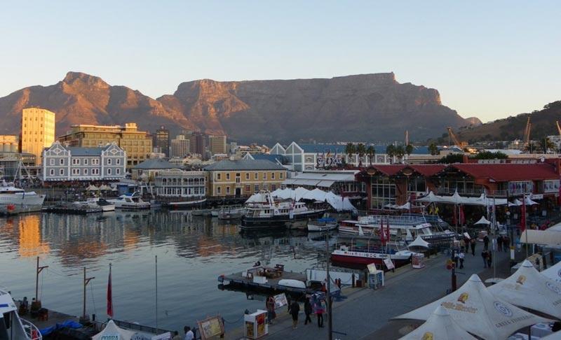 Cape Town City & Table Mountain Day Tour